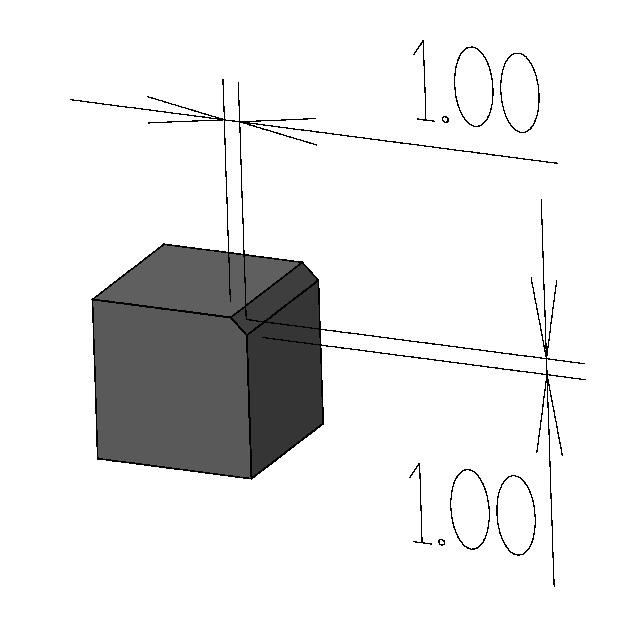 三面図、投影法 - やさしい実践 機械設計講座