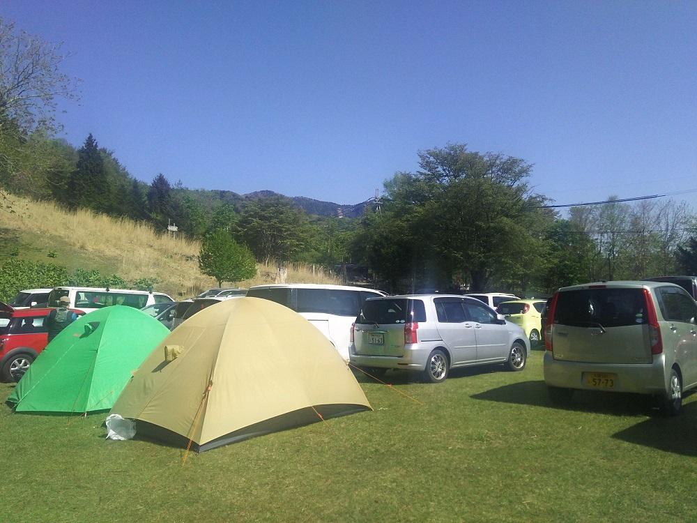 和佐山キャンプ場