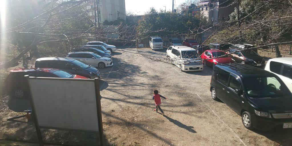 玉手山駐車場